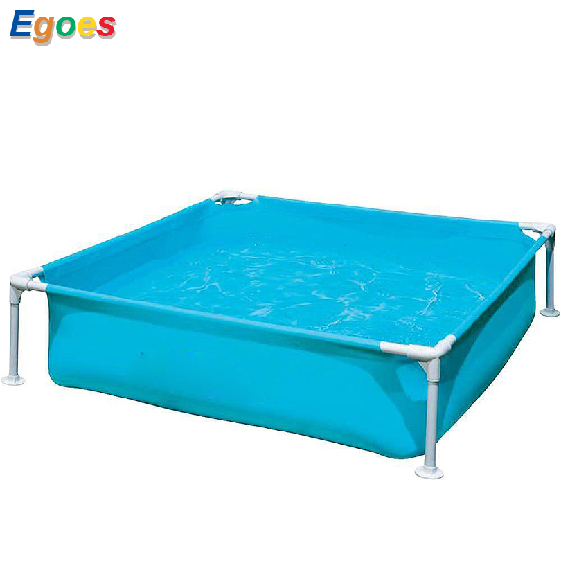 Mini frame back yard swimming pool 57173 in pool for Intex mini frame pool afdekzeil