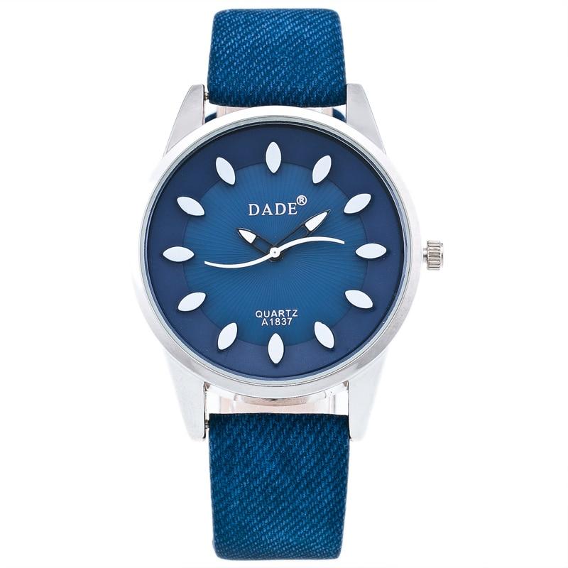 2017 Fashion Simple Women Watches Top Luxury Brand Quartz Watch Women Casual Hours Hot Clock Reloj