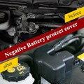 Car Negative Battery Terminal Clamp Protect Cover For Mazda CX-5 CX-4 ATENZA AXELA CX4 auto accessories