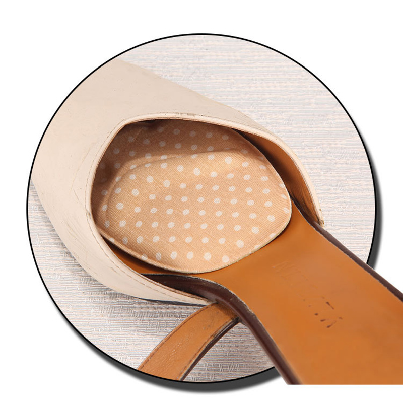 5 Pairs Sole High Heel Foot Cushions Forefoot Anti-Slip Insole Breathable Foot Pad Soft Insert New