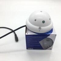 Новый ультра широкоугольный ИК 940nm невидимый свет лампы 5 ИК светодиодный осветитель ИК инфракрасного ночного видения свет для безопасност...