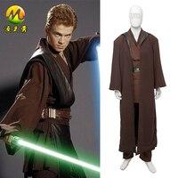 Star Wars Anakin Skywalker Cosplay Costume For Adult Men Customs Party Carnival Halloween Costume Star Wars
