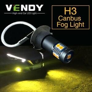 Image 1 - 2 chiếc H3 Cao Cấp cho Xe Hơi Sương Mù LED 12V Đèn Cho Xe Lexus LX470 ES300 IS300 SC430 GX470 Subaru Tribeca Impreza Di Sản