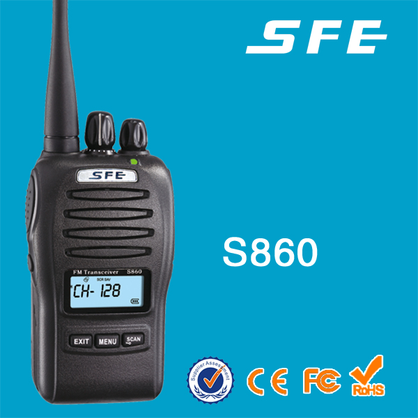 New arrival High Quality S860 digital two way radio SFE vhf/uhf walkie talkie LCD Display TransceiverNew arrival High Quality S860 digital two way radio SFE vhf/uhf walkie talkie LCD Display Transceiver