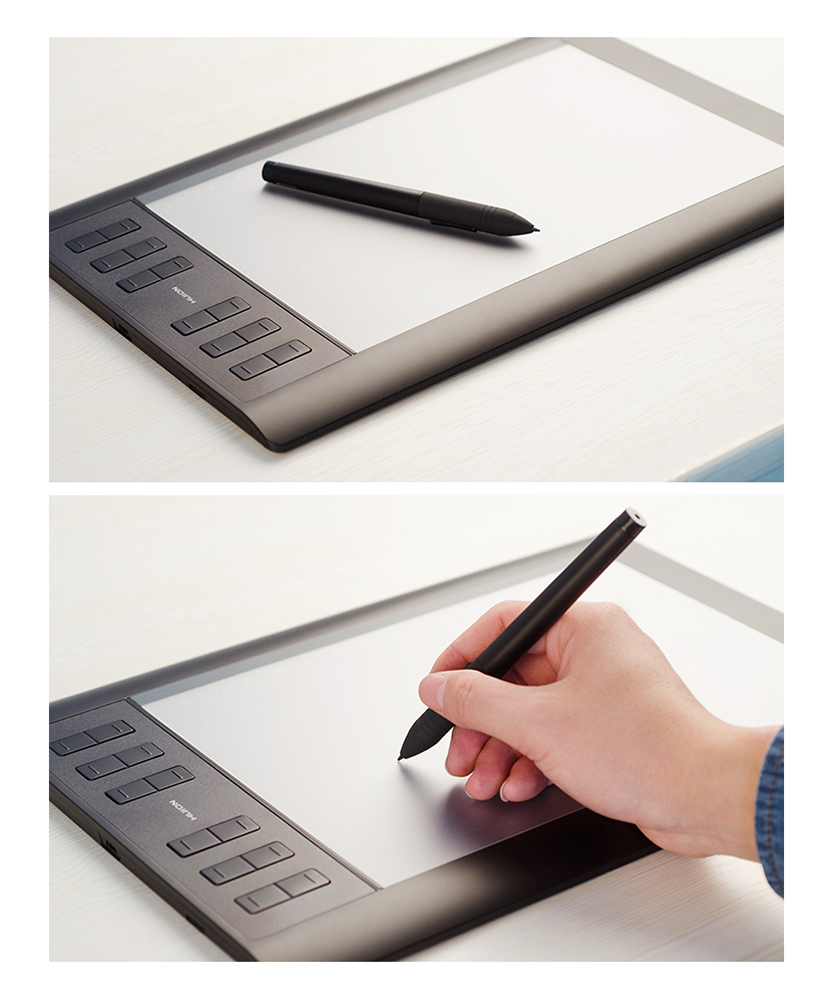 графический планшет для рисования стирающее перо цена