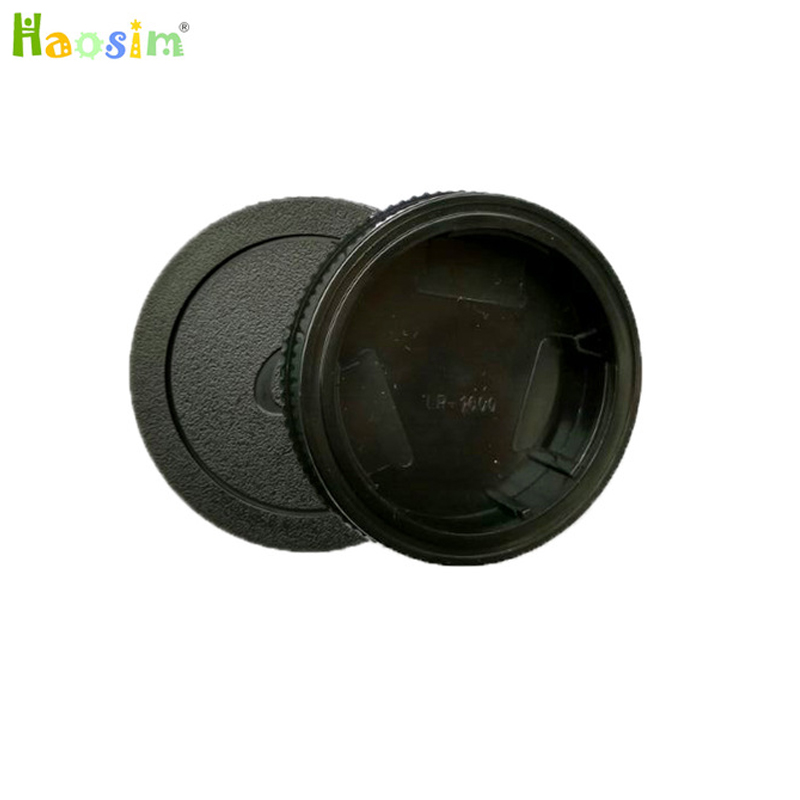 50Pairs/lot camera Body cap + Rear <font><b>Lens</b></font> Cap for Alpha DSLR Series A290 A380 A390 A850 <font><b>A230</b></font> A300 image