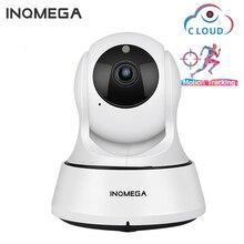 INQMEGA 720 720p クラウド IP カメラ WiFi カム自動追尾 2MP ホームセキュリティ監視 CCTV ネットワークカメラナイトビジョンベビーモニターモニター