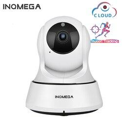 INQMEGA, 720 P , облачная IP камера, Wi-Fi, камера с автоматическим отслеживанием, 2 МП , домашняя, охранная, CCTV, сетевая камера, ночное видение, детский м...