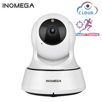 INQMEGA 720 P Nuvem IP Câmera Wi-fi cam câmera De Monitoramento Automático de Vigilância Home Security CCTV Network Camera Night Vision Baby Monitor