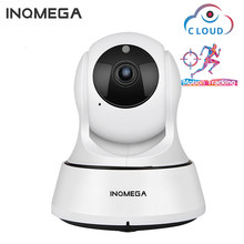 INQMEGA 720P Cloud IP Camera WiFi cam Auto Tracking 2MP Home Security Surveillance CCTV Network Camera Night Vision Baby Monitor(China)