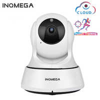 INQMEGA 720P Wolke IP Kamera WiFi cam Auto Tracking 2MP Home Security Surveillance CCTV Netzwerk Kamera Nachtsicht Baby monitor