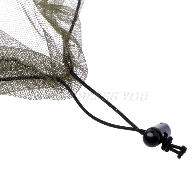 Mosquito Bee Insect Mesh Head Face Protector Fishing Hunting Net Hat Mask Caps Drop Shipping