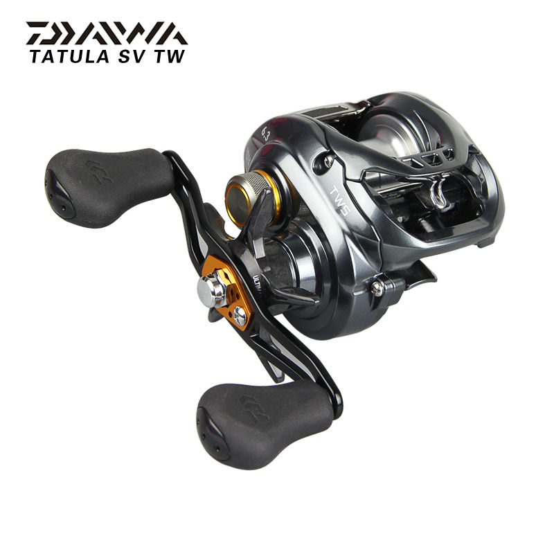 2017 NEW MODEL DAIWA TATULA SV TW Low Profile Fishing reel 7 1BB TWS SV CONCEPT