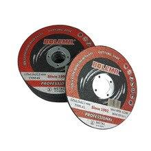 5 шт.-20 шт. 125*1,2*22,2 шлифовальный диск из нержавеющей стали отрезной диск отрезной круг шлифовальный диск угловой шлифовальный диск
