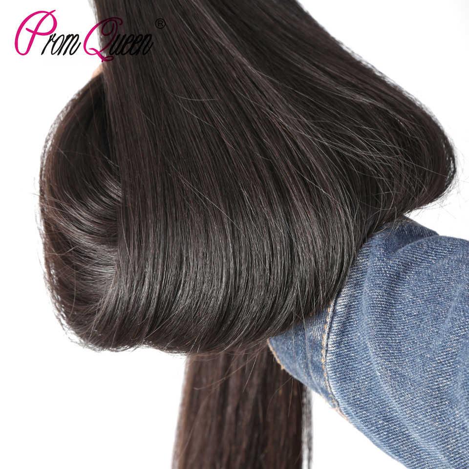 34 36 אינץ 38 אינץ 40 אינץ שיער ברזילאי לא מעובד שיער ישר שיער טבעי חבילות כיתה ברזילאי שיער Weave חבילות 1/3 /4 P/Lot