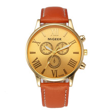 Ladies wristwatch reloj mujer Hot sale Classic Leather Quartz Casual Watches