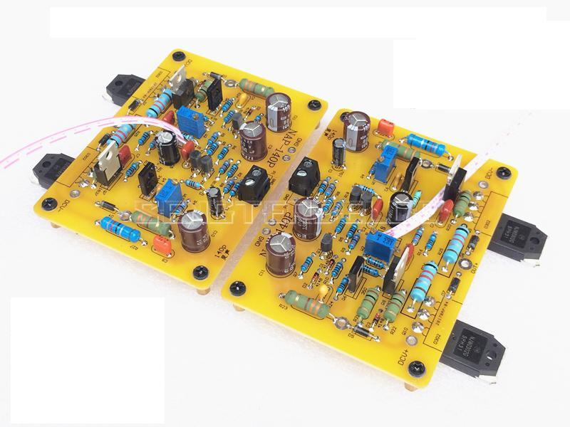 цена на NAIM NAP140P Two-channel stereo HiFi Power Amplifier Board 150W+150W Audio Amp Board