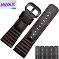 UYOUNG high quality genuine leather strap watch 28 mm men's black top group looking for P1P2P3 skin