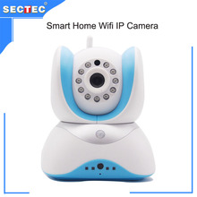 SECTEC 720 P Домашней Беспроводной Сигнализации Ip-камеры Yoosee ПРИЛОЖЕНИЕ Motion Обнаружение 2-полосная Аудио Поддержка SD Card Security Camera System беспроводной