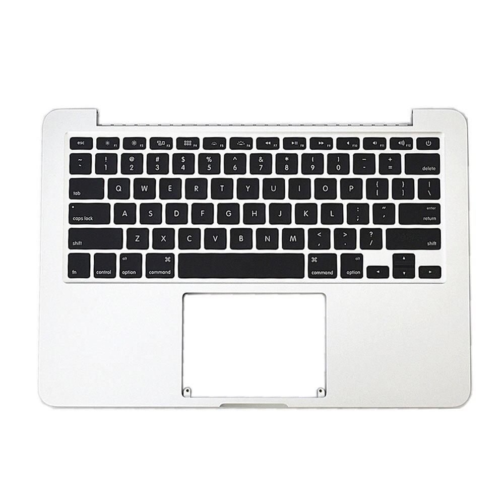 New for Macbook Pro Retina 13 A1502 2015 Top case Palmrest w keyboard New for Macbook Pro Retina 13 A1502 2015 Top case Palmrest w keyboard