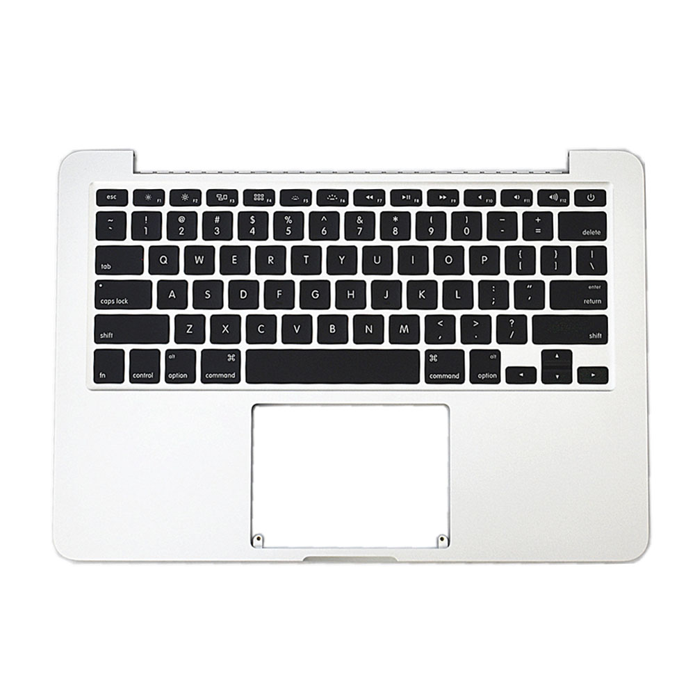 New for Macbook Pro Retina 13 A1502 2015 Top case Palmrest w keyboard image