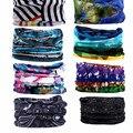 12pcs/lot 501-600 wholesales Scarf Seamless Bandana Men Snood Headwear Tube Mask Cap Muffler Anti-UV bandana Sport Scarves