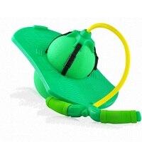 PVC Şişme Spor Zayıflama Topu Denge Sıçrayan Atlama Topu Spor Egzersiz Ekipmanları 6 Renk Çocuk Çocuk yetişkin oyuncaklar