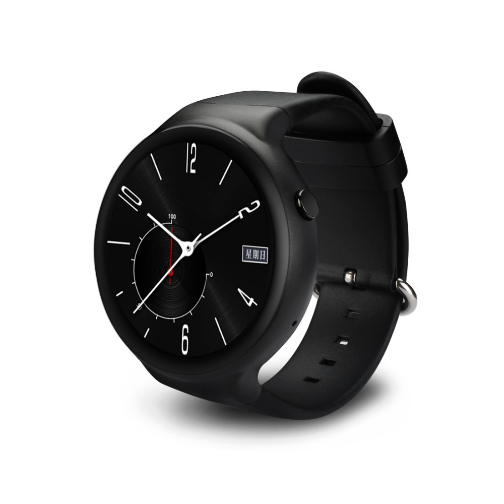 Newest SmartWatch I4 Android 5.1 MTK6580 RAM 1GB ROM 16GB Heart Rate Smart Watch phone with 3G WiFi GPS Waterproof no 1 d6 1 63 inch 3g smartwatch phone android 5 1 mtk6580 quad core 1 3ghz 1gb ram gps wifi bluetooth 4 0 heart rate monitoring