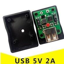 Регулятор USB для Панели солнечные 5 В/6 В зарядки складной мешок мобильного Мощность Зарядное устройство Выход 5 В/2A