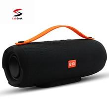 лучшая цена E13 Portable Wireless Bluetooth Speaker Stereo Big power 10W system Subwoofer Column Speakers for Computer with TF FM Radio