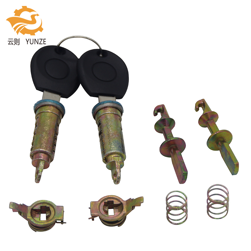 1H0837061G DOOR HANDLE LOCK REPAIR KIT FOR <font><b>VW</b></font> <font><b>GOLF</b></font> <font><b>MK3</b></font> 1991-1997 1.4 1.6 1.8 2.0L GTI <font><b>VR6</b></font> C69 image