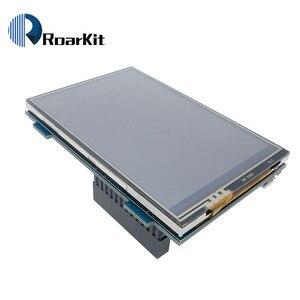 Image 3 - Raspberry Pi 3.5 inch HDMI LCD touchscreen 3.5 inch display 60 fps 1920*1080 IPS beter dan 5 inch en 7 inch