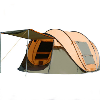 New Arrival Tent 4-6 Person 280*200*120cm Ultralight Large Camping Tents Waterproof Windproof Automatic Tent Travel Hiking Tent
