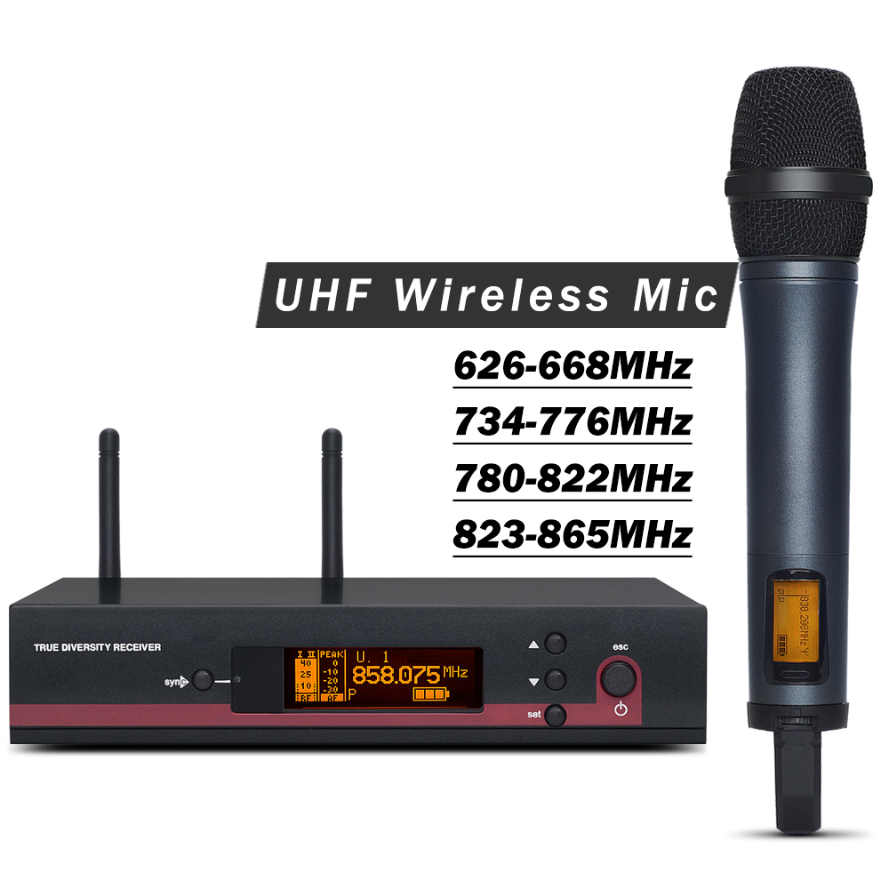 buy high quality professional ew 135 g3 uhf wireless microphone mic system with. Black Bedroom Furniture Sets. Home Design Ideas