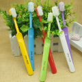Free Shipping 6PCS/lot Adult Toothbrush Ultra Hard Cepillo Designed For Smokers  Six Different Colours