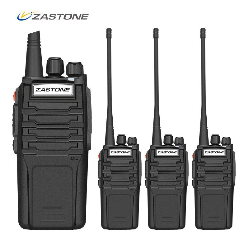 4pcs lot A9 Walkie Talkie UHF VHF 10km Long Distance Two Way Radio FM Transceiver Handheld