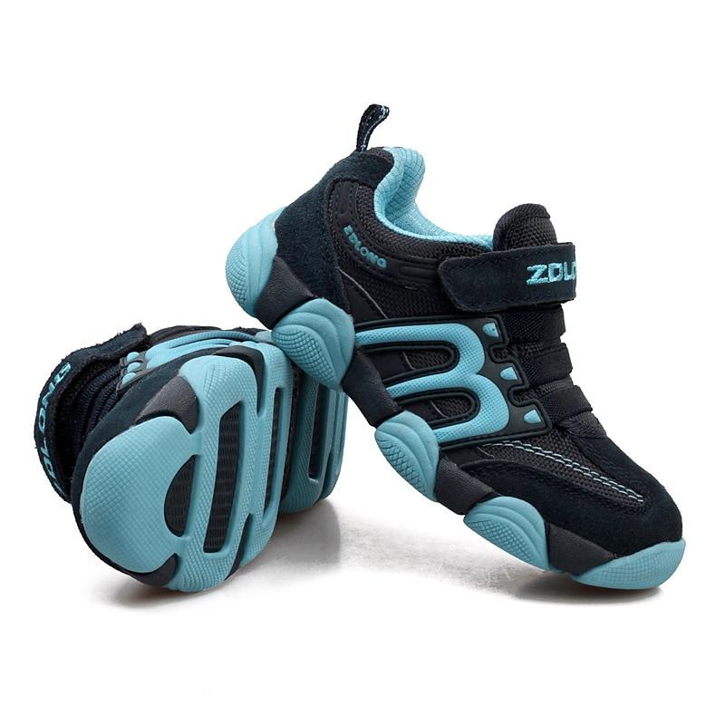 Kinderen casual schoenen meisjes jongens schoenen nieuw merk kinderen - Kinderschoenen - Foto 2