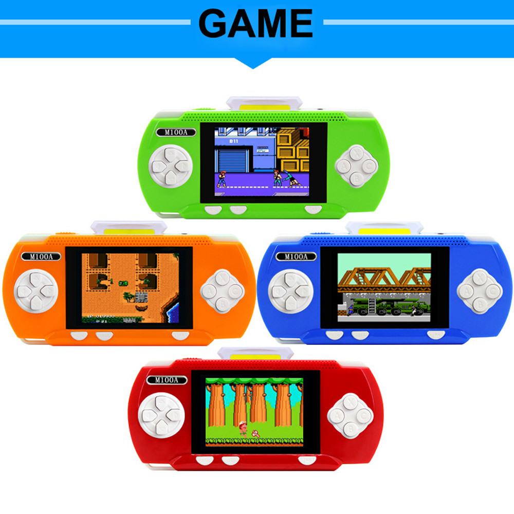 Video Game Handheld Game Console FC Gameing Player Classic Gamer Console Built-in 328 Games Best Gift for Child Nostalgic PlayerVideo Game Handheld Game Console FC Gameing Player Classic Gamer Console Built-in 328 Games Best Gift for Child Nostalgic Player