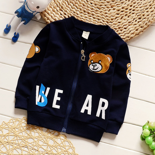 Cartoon Bear Infant Clothing Sets