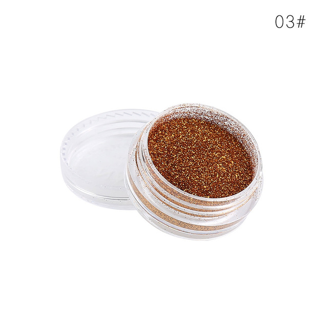 1 Box Makeup Eye Shadow Soft Glitter Shimmering Colors Eyeshadow Metallic Eye Cosmetic for All Kinds of Skin Drop Shipping TSLM1 5