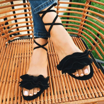 2018 Summer Women Sandals Ankle Strap Gladiator Sandals Women Shoes Ladies Leisure Beach Sandals Shoes Women