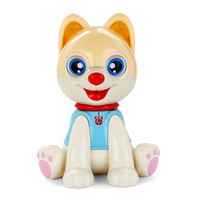 Electric Toy Dog Music Light Shine Intelligent Electronic Robot Walking Dog Touch Sensing Puppy Action Toy