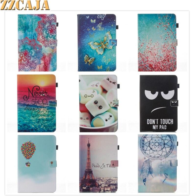 ZZCAJA For Samsung Galaxy Tab A A6 10.1 P580 P585 10.1 inch Case for Samsung Galaxy TAB A 10.1 P580 P585 10.1 Stand Card Slot