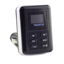Gakaki Беспроводной Hands Free Bluetooth fm-передатчик Радио модулятор Автомобильный комплект Автомобильный MP3-плеер SD USB музыкальный плеер Aux для Iphone