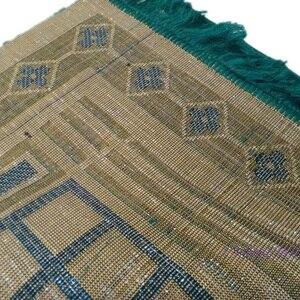 Image 4 - Neue Wallfahrt Decke Hui Dicken Teppich Islamischen Muslimischen Gebet Matte Gebet Teppich Teppich Tragbare Islamischen Beten Matte 65*110cm