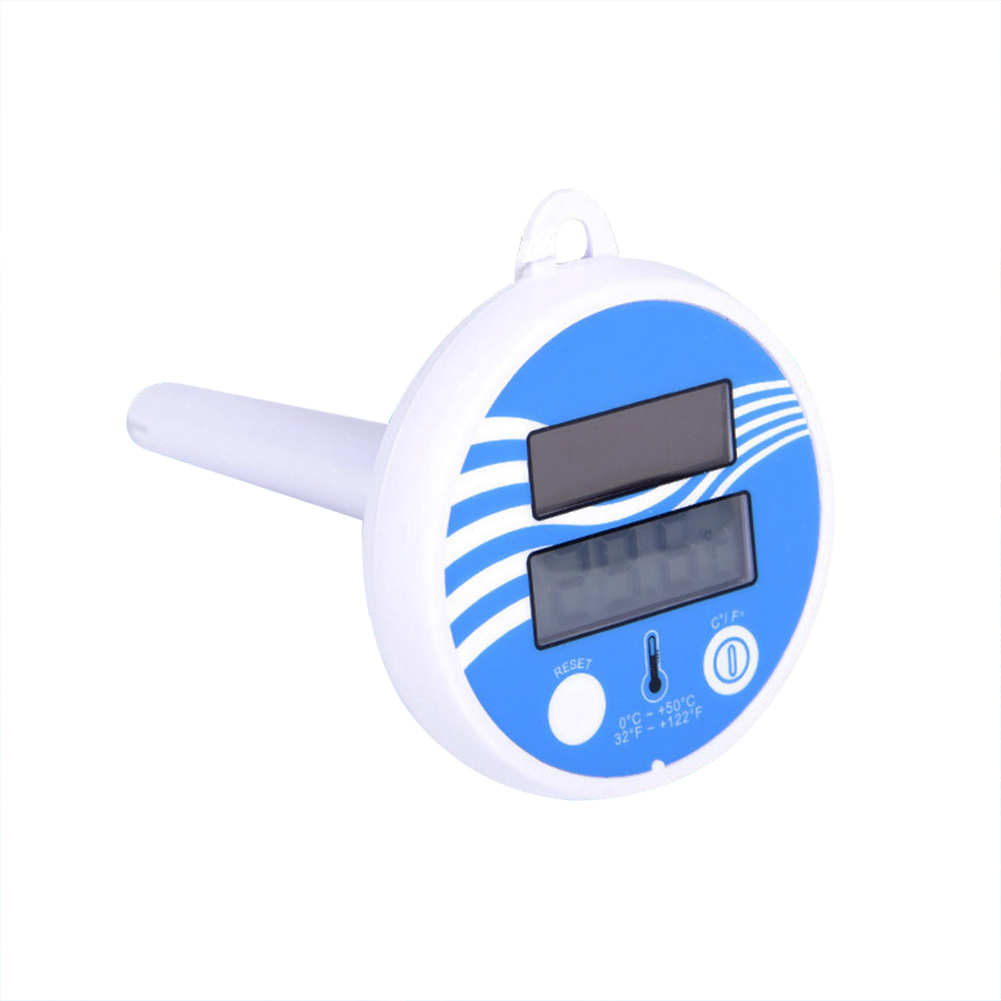 Home & Garden Nice Ltp Floating Pool Thermometer Solar Wireless Pool Spa Spa Baby Pool Thermometer