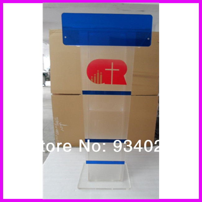 Hot Selling Perspex Lectern, Plexiglass Podiums