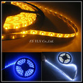 Waterproof 5 Meters 5050 300 SMD LED strips flexible LED DRL light LED Tape Home Decoration strip white blue yellow LED Ribbon