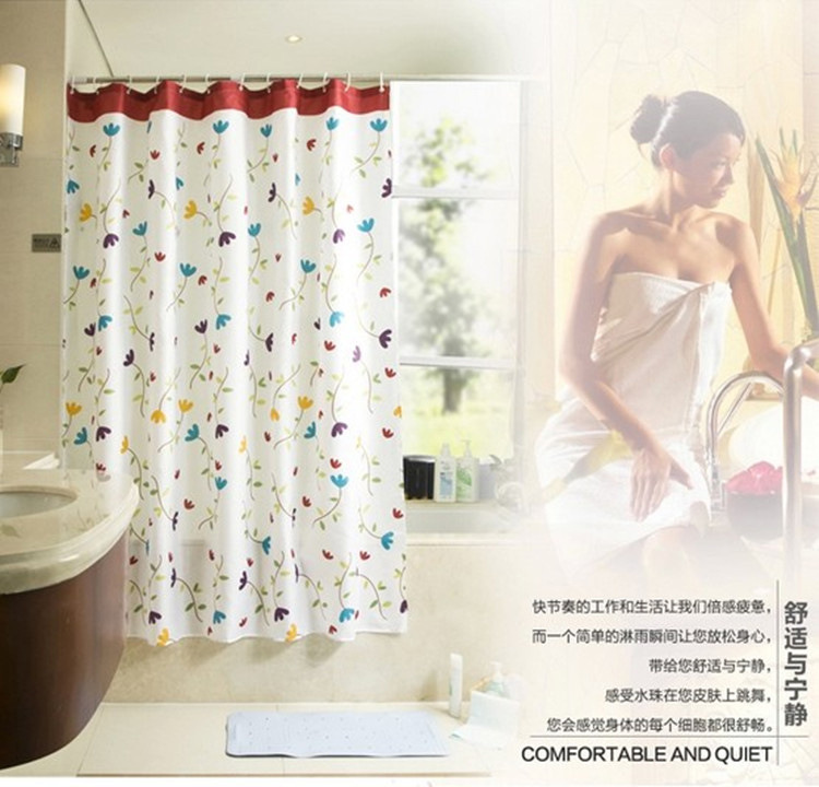 Online Get Cheap Eco Friendly Shower Curtain Aliexpress Com