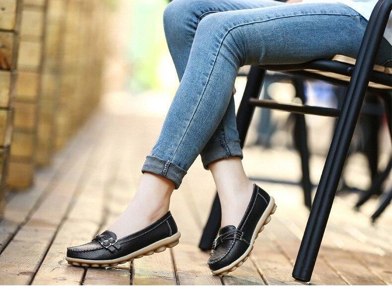Nahast kingad igapäevaseks kandmiseks